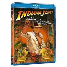 Blu Ray INDIANA JONES e i Predatori Dell'Arca Perduta   ......NUOVO
