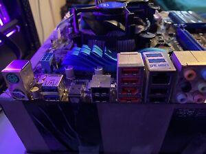 Asus P8P67 LE Bundle I5 2500k 8gb DDR3 RAM