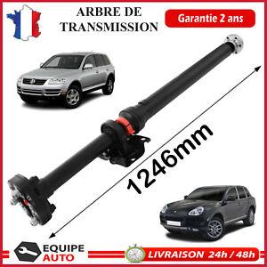 Albero Trasmissione + Cuscinetto E Flector Touareg 1246 MM 7L6521102J 7L0521102F