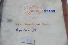 SERIE GUARNIZIONI MOTORE LANCIA ESATAU B