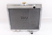 "Aluminum Radiator FIT 67-70 Mustang/Falcon V8 3 Core MT 20"" Passenger/Right Side"