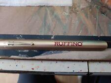 Restaurant Waiter Ruffino One Table Aluminum Gold Crumb Crumber Sweeper Cleaner