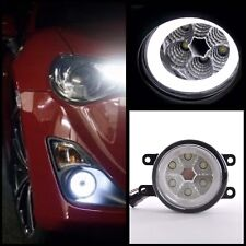 TOYOTA 86 FT86 GT86 FRS ZN6 HIGH POWER ANGEL HALO RING FULL LED FOG LIGHTS DRL