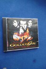 007 JAMES BOND Soundtrack- CD - GOLDEN EYE