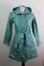 Adidas Blue Raincoat Talla 34