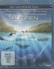 Azoren 3 teilige Dokumentation Blu Ray NEU Auf den Spuren von Walen und Vulkanen