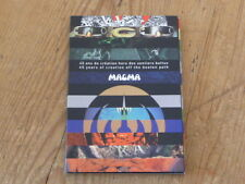 Magma: 45 Years of Creation Promo CD Booklet (Christian Vander not mini-lp Q