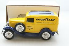 ERTL 1932 Panel Delivery Diecast Bank JIMMY'S AUTO PARTS #1 GOODYEAR