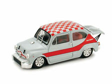 Abarth 1000 Berlina 1968 Ufficiale Red 1:43 Model R380-01 BRUMM