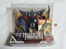 NEW Transformers Skywarp Voyager Class Revenge of the Fallen Walmart Exclusive