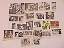 TINA TURNER original magazine clippings LOT of 23 rare  1970 - 1980