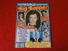 Vintage Entertainment Movie Television Poster Magazine Big Bopper Luke Perry G38