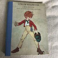 1950*1st* Struwwelpeter - Janet & Anne Grahame Johnstone(John Gifford Ltd) Rare