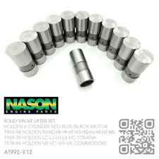 SOLID VALVE LIFTERS 6-CYL 161-173-186-202 MOTOR [HOLDEN HK-HT-HG-HQ-HJ-HX-HZ-WB]
