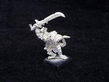 Warhammer Skaven Warlord  metal army lot oop