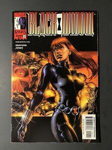 Black Widow #1 (1999) 1ST Full Yelena Belova Black Widow Marvel Comics VF/NM