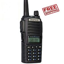 PORTABLE HANDHELD POLICE RADIO SCANNER 2 WAY TRANSCEIVER HAM FIRE ANTENNA BLACK
