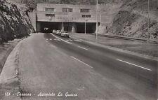B78007 caracas autopista la guaira car voiture  venezuela  scan front/back image