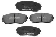 FOR MAZDA CX7 2.2TD 2.3 07 08 09 10 11 FRONT BRAKE PADS SET TURBO DISI 4WD