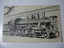 AUST102 c1900 ROYAL AUSTRIA-HUNGARY STATE Railway - LOCOMOTIVE 202 POSTCARD
