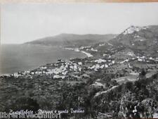 Vecchia Cartolina di CASTELLABATE MARINA PUNTA TRESINO 1967 Salerno Fotografia