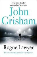 Rogue Lawyer, By Grisham, John,in Used but Acceptable condition