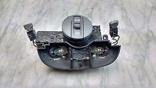 OEM 2003 Kia Sedona Gray Center Console Reading Lamp w/Door Light Toggle Switch