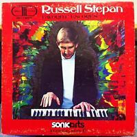 RUSSELL STEPAN favorite encores LP Mint- Audiophile D2D Direct To Disc 1978
