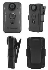 Transcend DrivePro Body 20 Action Camera, Full HD WiFi 1 920 x 1080 pixels; H.26