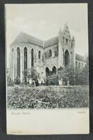 Germany Kloster Chorin Building VTG Postcard Unposted