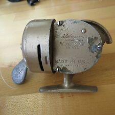 New listing Vintage Shakespeare 1773 push button fishing reel (lot#9171)