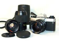Rollei:ROLLEIFLEX SL 35 E,ROLLEINAR 2,8/35mm.,PlANAR 1,8/50mm.,ROLLEINAR 2,8/135