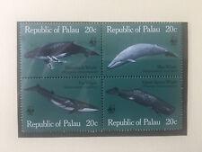 WWF-Briefmarken Palau SATZ 1983 ** MNH
