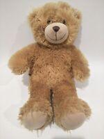 Genuine Build-A-Bear Soft Plush Teddy Bear Light Brown 42cm's