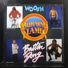Burning Flames - Batten Dong LP VG+ BF-BD/014 USA 1996 Vinyl Record