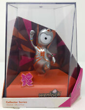 WENLOCK: OFFICIAL POSE London 2012 Olympic Collector Series Figure - NEW