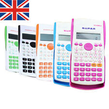 Function Scientific Calculator with 240 Calculation Functions School Office UK