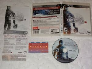 Dead Space 3 Limited Edition (Sony PlayStation 3, 2013) Complete VGC