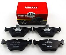 MINTEX FRONT AXLE BRAKE PADS FOR BMW WIESMANN MDB2722 (REAL IMAGE OF PART)