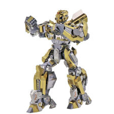 MU 3D Metal Puzzle Bumblebee Join Moveable Model YM-L36 Kit DIY 3D Laser Cut Toy