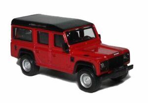 Bburago Land Rover Defender 110 Diecast Model Car- 1:47 Scale BNIB