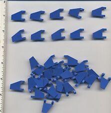LEGO x 40 Blue Flag 2 x 2 Trapezoid NEW Star Wars