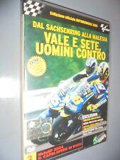 DVD UFFICIALE N°3 VALENTINO ROSSI VALE E SETE GP 2004 MOTOMONDIALE MOTOGP