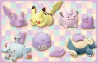 """Pokemon Monster 1.5"""" Ditto Koffing Clefairy Snorlax Pikachu Kids Action Figures"""