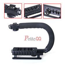 Handle Stabilizer C-Shape Bracket Holder Sport Video For Camera Camcorder Gopro
