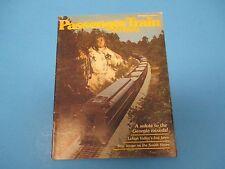 Passenger Train Journal Magazine, September 1983, A Salute to the Georgia Mixeds