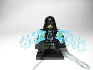 Palpatine Figur Figuren Steine Star Wars Lego Custom kompatibel Neu OVP 11
