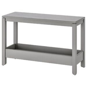 Brand New IKEA HAVSTA Solid Pine Console Table Gray 604.225.49