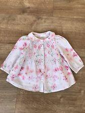 Next Baby Girls Butterflies Floral Top 3-6 Months