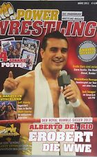 Power Wrestling März 03/2011 WWE WWF Wrestling